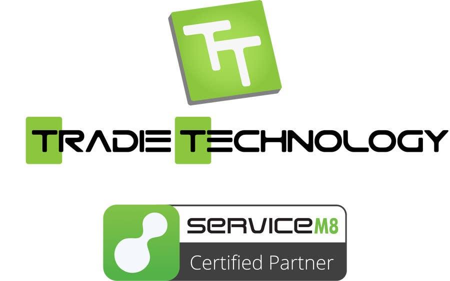 Inscrição nº 6 do Concurso para Design a Logo for Tradie Technology