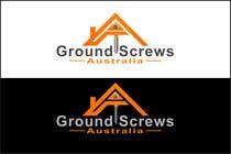 Graphic Design Contest Entry #37 for Design a Logo for Ground Screws Australia