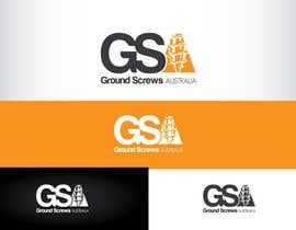 #8 para Design a Logo for Ground Screws Australia por GeorgeOrf