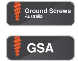 #21 para Design a Logo for Ground Screws Australia por itrebilco