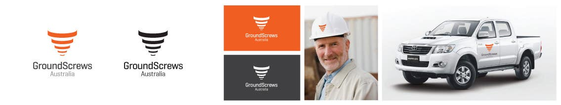 Contest Entry #3 for Design a Logo for Ground Screws Australia