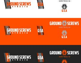 #5 for Design a Logo for Ground Screws Australia af prateekrpatil