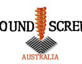 #15 for Design a Logo for Ground Screws Australia af RIGASKOUTZOS