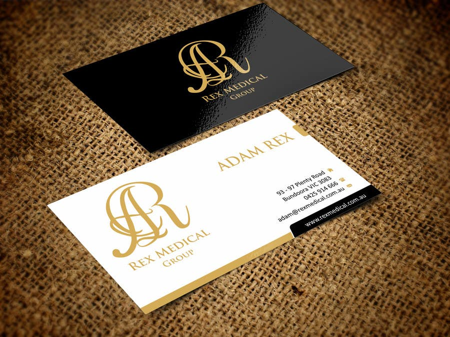 Penyertaan Peraduan #43 untuk Design Business Cards