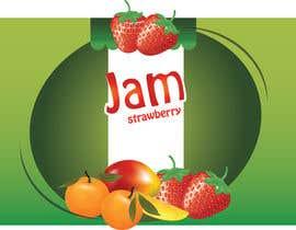 Nro 3 kilpailuun Jam Jar Design käyttäjältä Partha1993