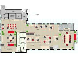 behling1 tarafından Office Floorplan Design için no 4