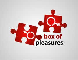 #36 for Design a logo for my new adult gift store called Box Of Pleasures af sabbir92