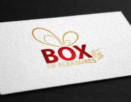 #38 for Design a logo for my new adult gift store called Box Of Pleasures af sabbir92
