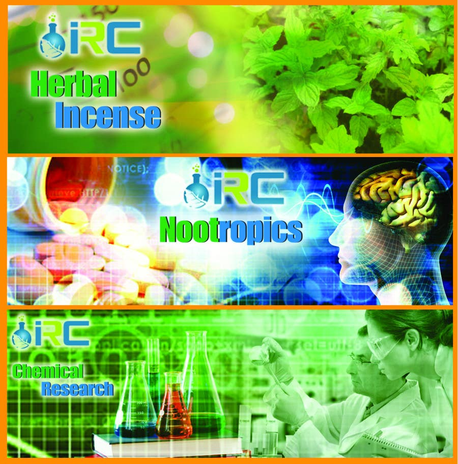 Bài tham dự cuộc thi #21 cho Banner Ad Design for Import Research Chemicals