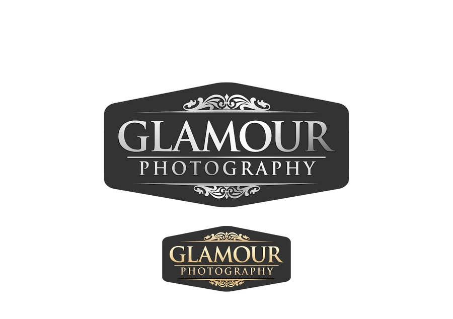 entry 53 by catalinorzan for design a logo for glamour photography