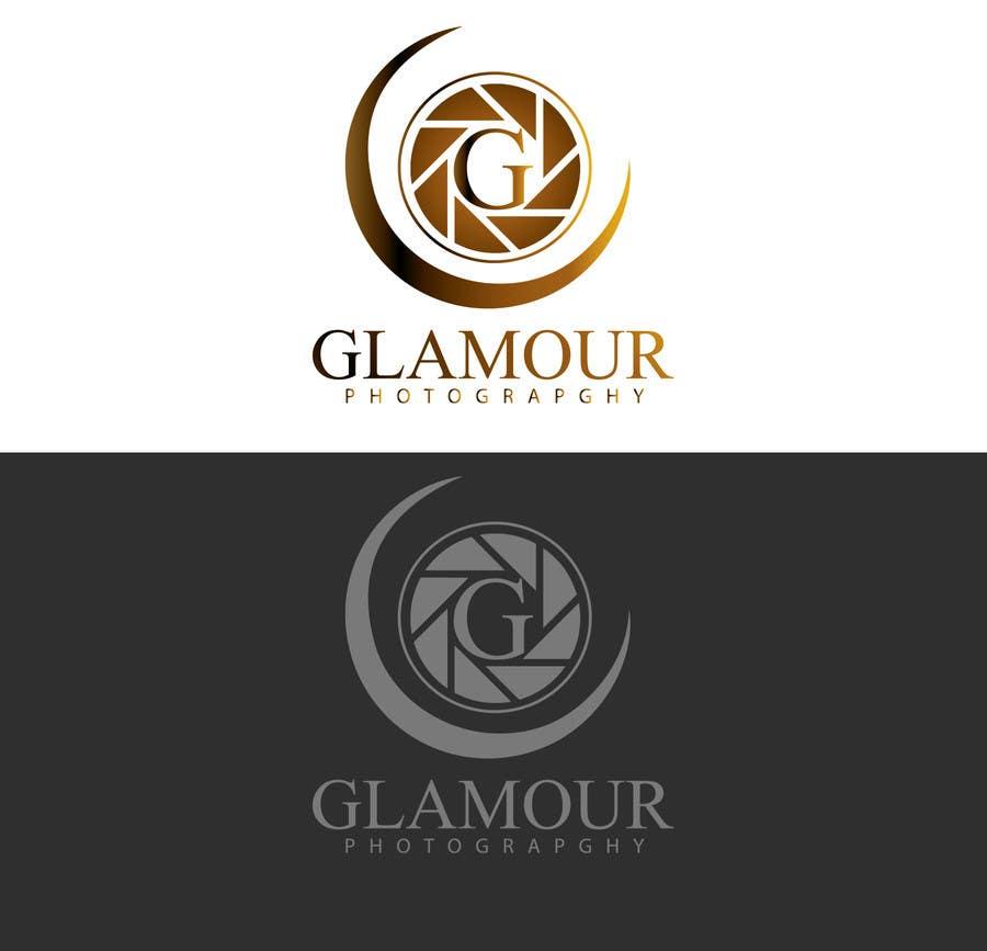 Kilpailutyö #102 kilpailussa Design a Logo for Glamour Photography website.