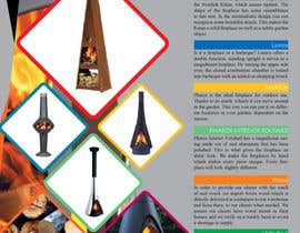 #10 para Design a Flyer for my company selling fireplaces por Emrulhossain