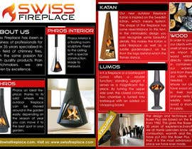 #15 para Design a Flyer for my company selling fireplaces por Creative00