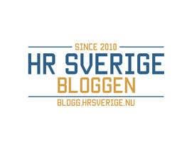 #36 cho Designa en logo for blogg.hrsverige.nu bởi vladspataroiu