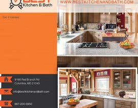 #24 for Advertisement/Flyer Design for Kitchen Remodeling Company by ameeraanwar