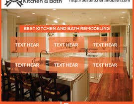 #12 for Advertisement/Flyer Design for Kitchen Remodeling Company by bakhtear05
