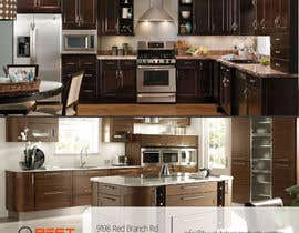#3 for Advertisement/Flyer Design for Kitchen Remodeling Company by anjusnav