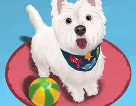 Nro 28 kilpailuun Animate my dog for a book käyttäjältä kayone7