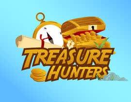 "namikaze005 tarafından Design a Logo for ""Treasure Hunters"" Kids Group için no 19"