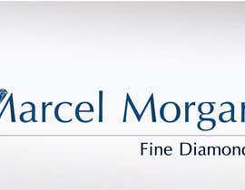 #22 for Design a Logo for Marcel Morgan jewellery brand af judithsongavker