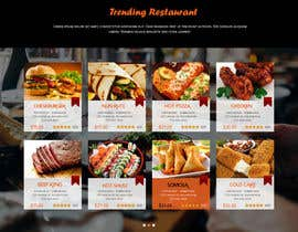Nro 12 kilpailuun Design PSD Website Landing Page käyttäjältä heshamsqrat2013