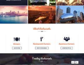 Nro 4 kilpailuun Design PSD Website Landing Page käyttäjältä DKinfo