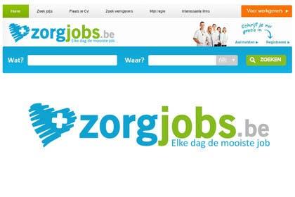 #514 for Design Logo for zorgjobs.be by puntocreativoCo