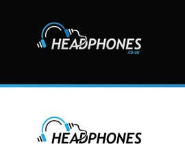 #116 para Design a Logo for Headphones.co.uk por ngdinc