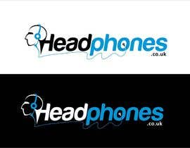 #355 para Design a Logo for Headphones.co.uk por arteq04