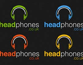#104 para Design a Logo for Headphones.co.uk por yogeshbadgire