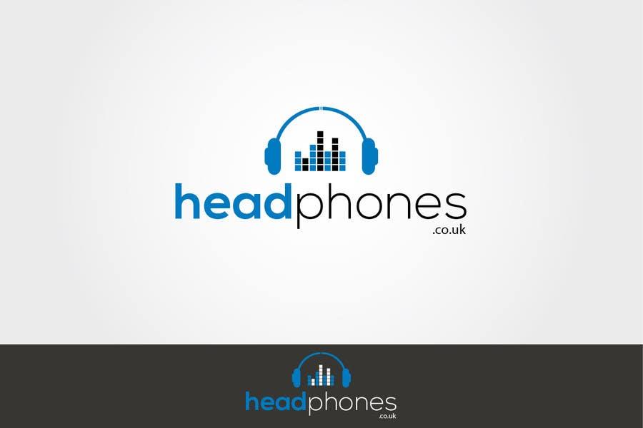#368 for Design a Logo for Headphones.co.uk by mekuig