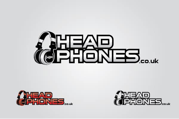 #307 for Design a Logo for Headphones.co.uk by orbit360designs