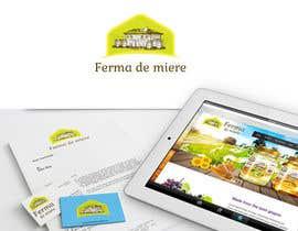 #5 for HoneyFarm Company Logo Restoration af crossartdesign