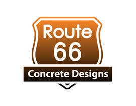 #126 for Route 66 Logo af preethamdesigns