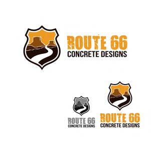 Graphic Design Contest Entry #87 for Route 66 Logo
