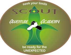 #14 for Design a Logo for Scout Adventure Academy by RobertFeldner