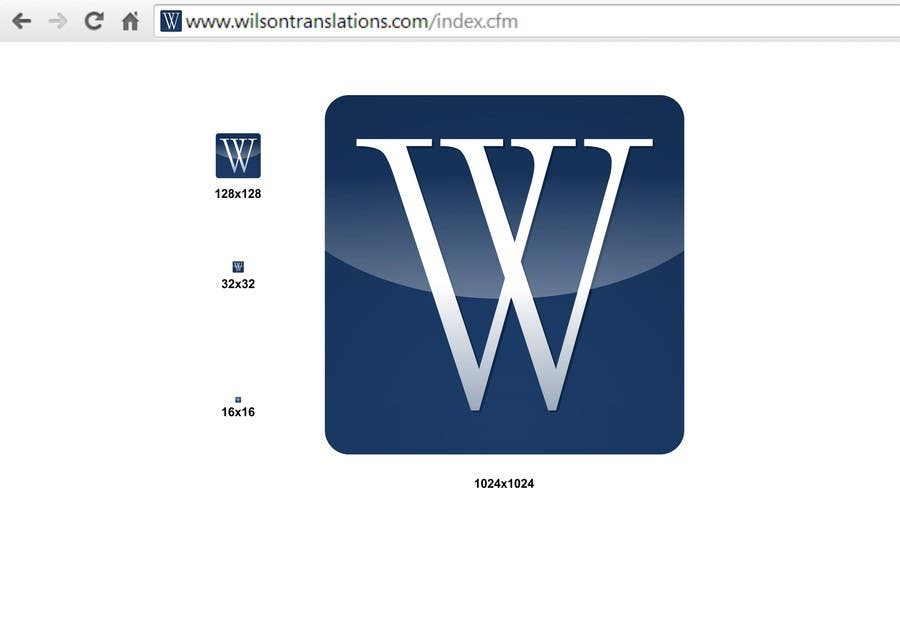 #24 for Design Favicon and Icons for website by trying2w