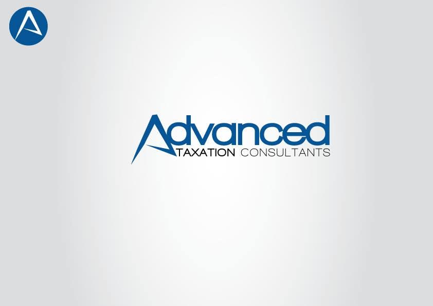 Penyertaan Peraduan #                                        125                                      untuk                                         Logo Design for Advanced Taxation Consultants