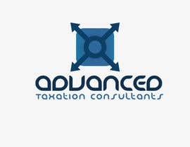 #132 for Logo Design for Advanced Taxation Consultants by l1v1