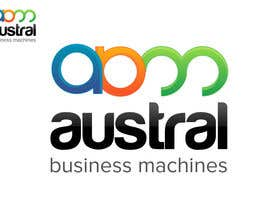 #172 untuk Design a Logo for Austral Business Machines oleh geniedesignssl
