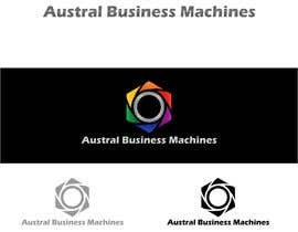 #348 for Design a Logo for Austral Business Machines by airbrusheskid