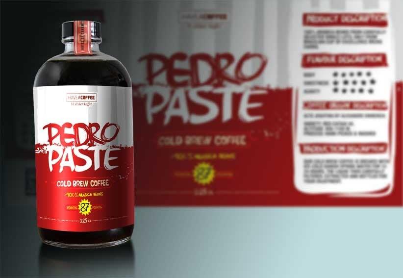 Kilpailutyö #44 kilpailussa Label design for a bottle (Cold brew coffee)
