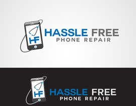 #173 for Design a Logo for a phone repair company. af laniegajete