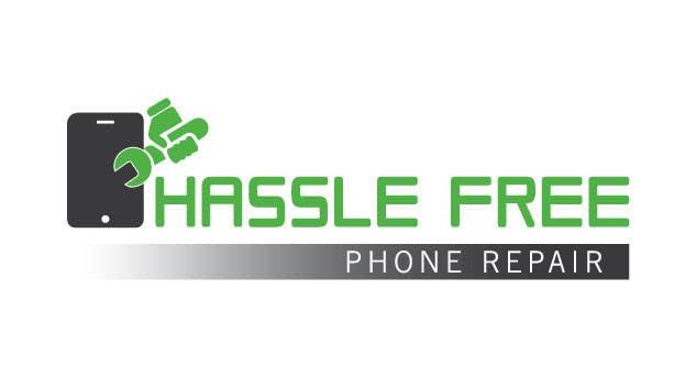 Bài tham dự cuộc thi #102 cho Design a Logo for a phone repair company.