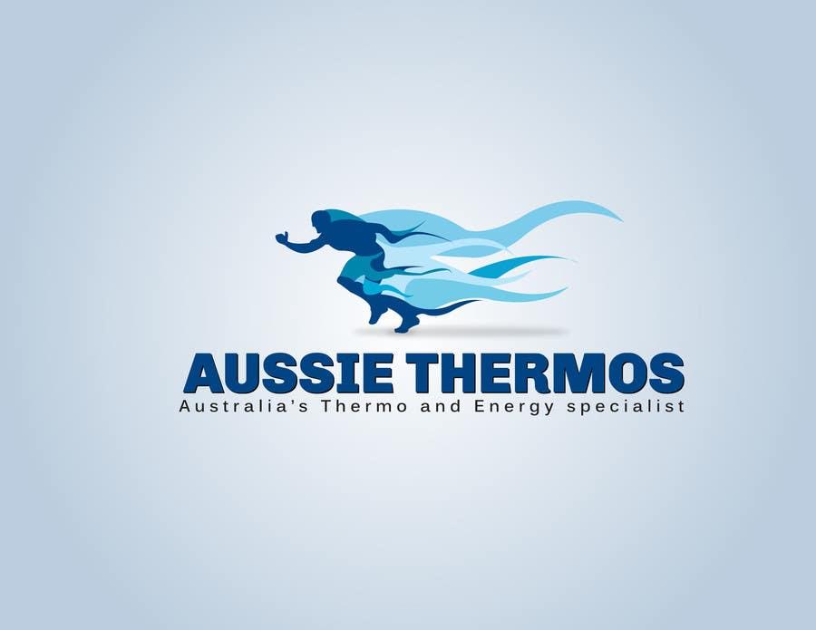 Inscrição nº 130 do Concurso para Design a Logo for AussieThermos