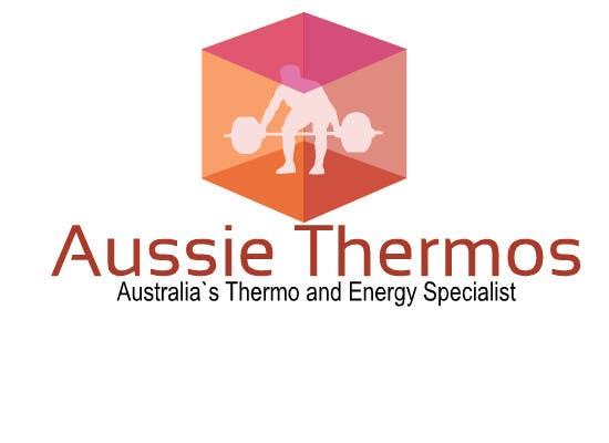 Inscrição nº 107 do Concurso para Design a Logo for AussieThermos