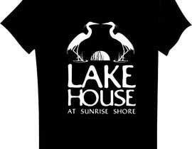 rabin610 tarafından Design a lake house T-Shirt için no 71
