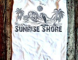 shafiqulislam201 tarafından Design a lake house T-Shirt için no 75