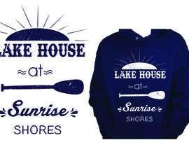 crunchymoon tarafından Design a lake house T-Shirt için no 63