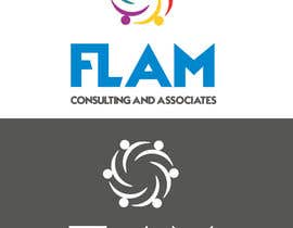 PhoenixGeek tarafından Design a Logo for Flam Consulting and Associates için no 123